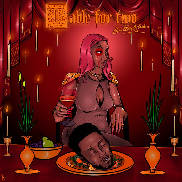 """Bella Alubo - """"Table for Two"""""""