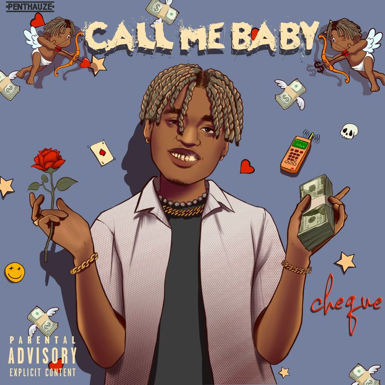 """Cheque - """"Call Me Baby"""""""