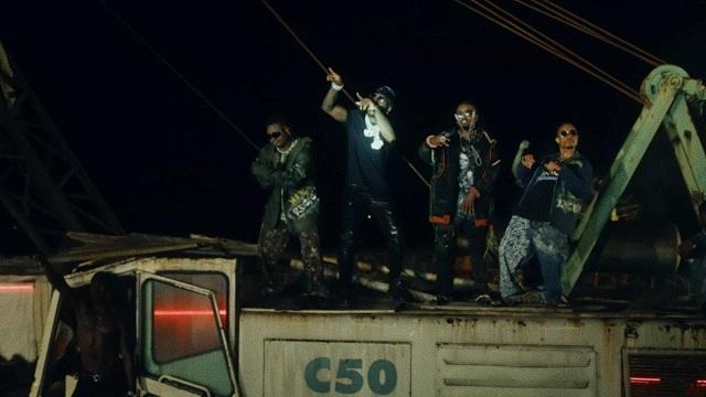 "DJ Tarico & Burna Boy Unveil the Energetic Video for ""Yaba Buluku Remix"""