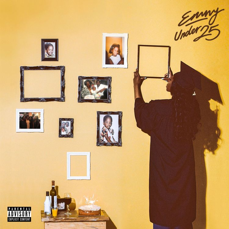 "ENNY - ""Under 25"""