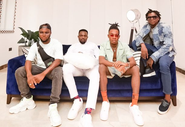 """Ghanian duo, R2Bees Release the Video For """"Fine Wine"""" Featuring King Promise & Joeboy"""
