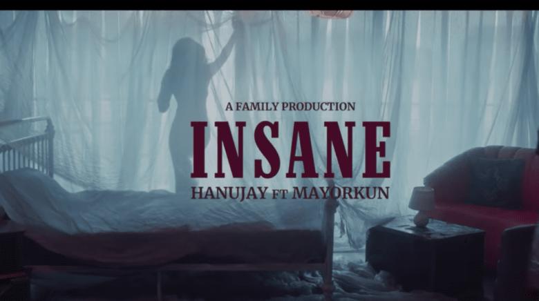 "Hanu Jay & Mayorkun Unveil the Eye-Popping Visuals for ""Insane"""