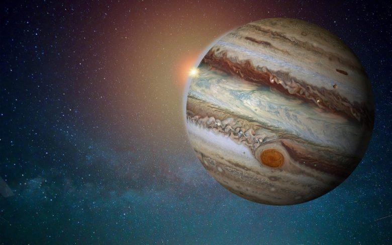 Have been wondering for 40 years. It became known why Jupiter blinks suspiciously
