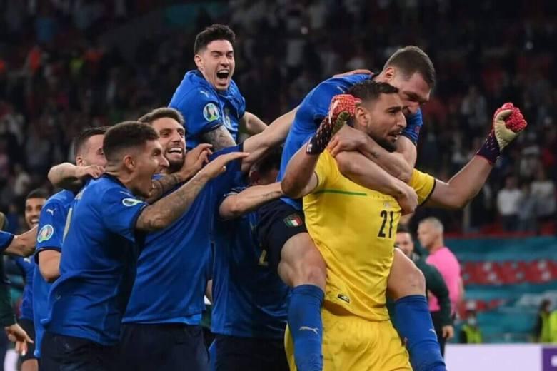 Italy beat England in Euro 2020 final thanks to Italian Goalkeeper's Heroic Saves