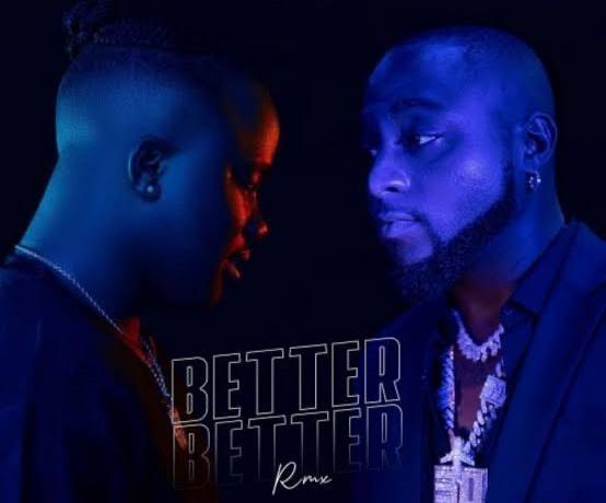"""Jamopyper - """"Better Better Remix"""" featuring Davido"""