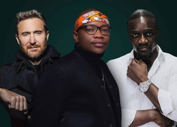 """Master KG Drops the Video for """"Shine Your Light"""" featuring Akon & David Guetta"""