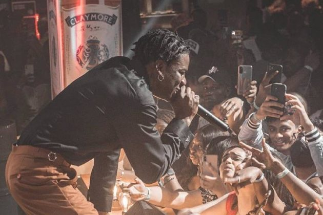 Rema Thrills His 'Ravers' Fan Base at Industry Nite
