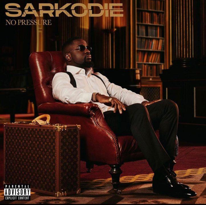 "Sarkodie - ""No Pressure"" (ALBUM)"