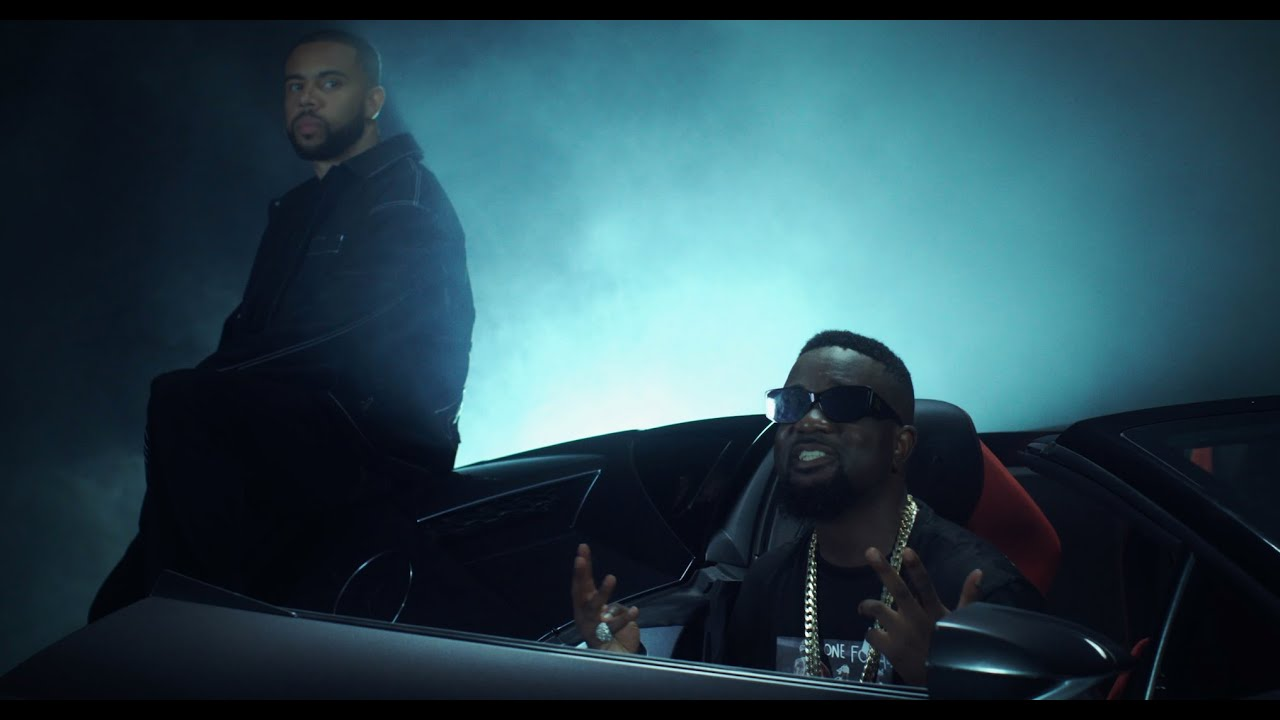 """Sarkodie Unveils the Video for his Latest Record, """"Vibration"""" featuring Vic Mensa"""