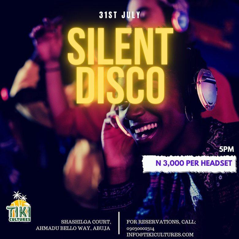 Silent Disco – Abuja