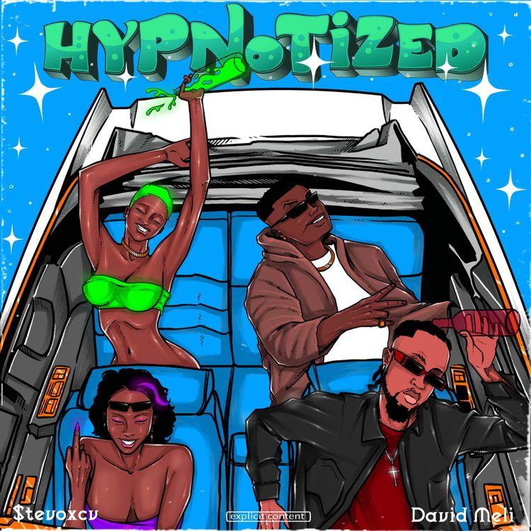 """$tevoxcv - """"Hypnotized"""" featuring David Meli"""