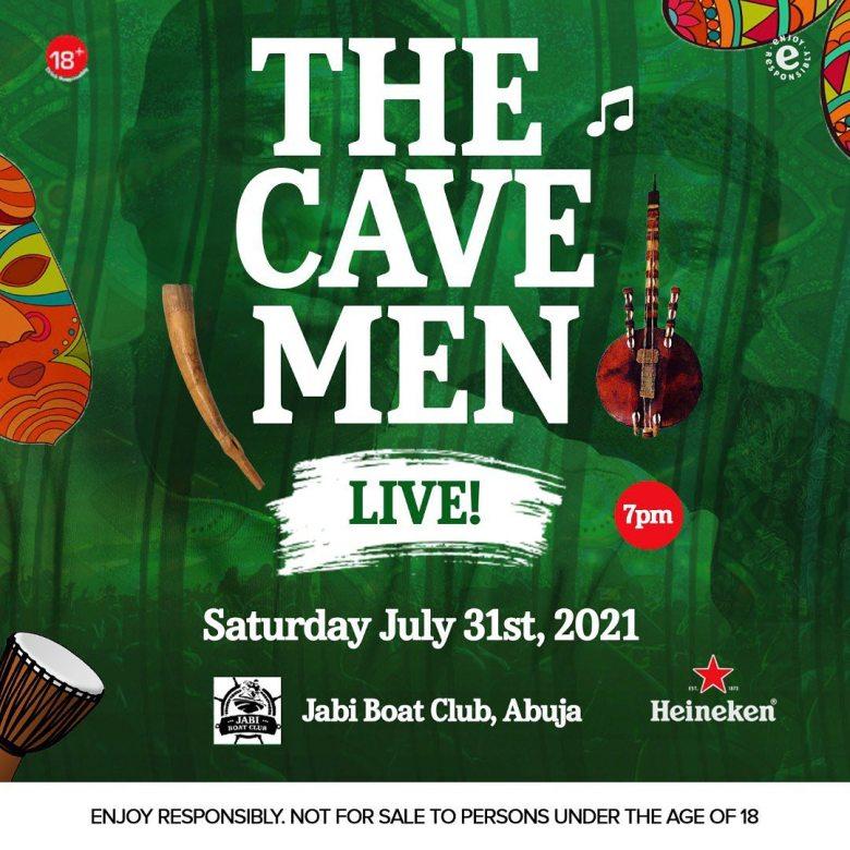 The Cavemen Live (Abuja Edition)