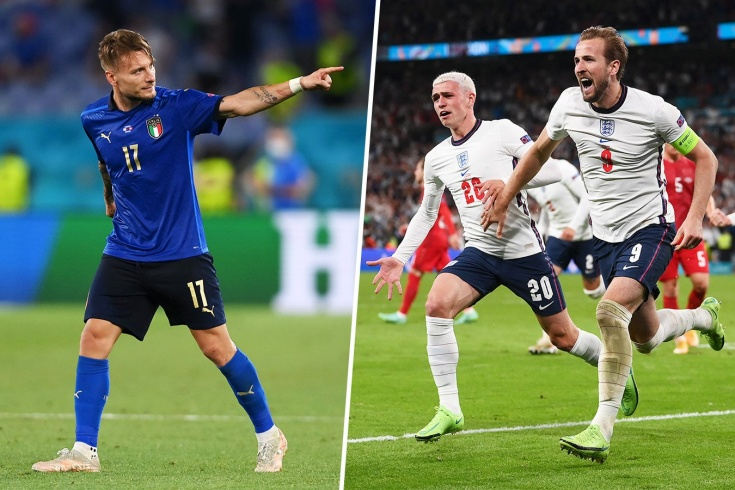 The England squad is almost half a billion more expensive than Italy. Is everything clear with the favorite of the final?