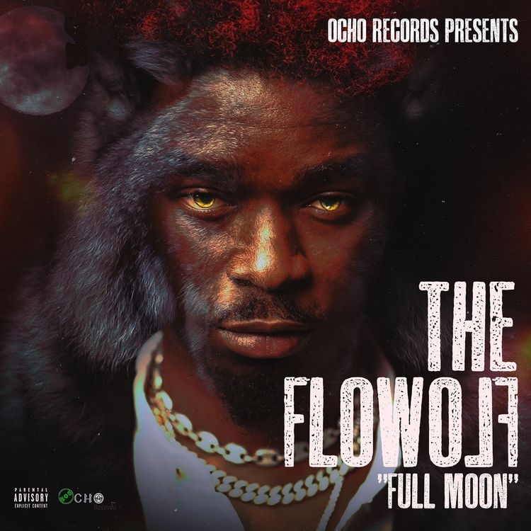 """The Flowolf - """"Full Moon"""" (EP)"""