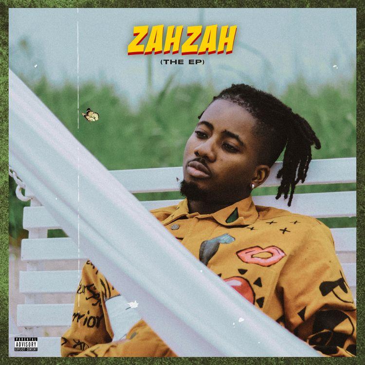 """Zahzah - """"Zahzah"""" (EP)"""