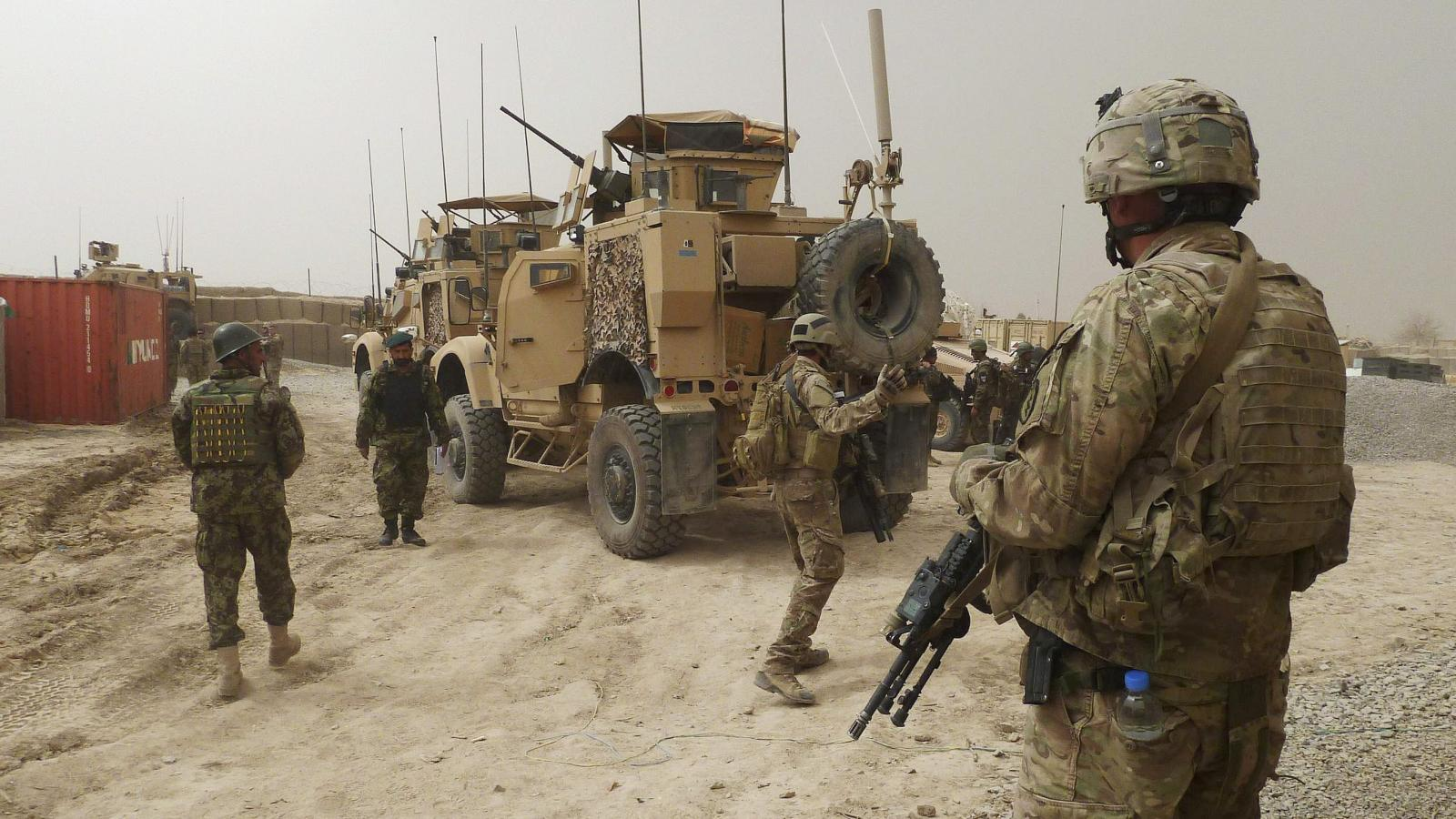 A timeline of US engagement in Afghanistan