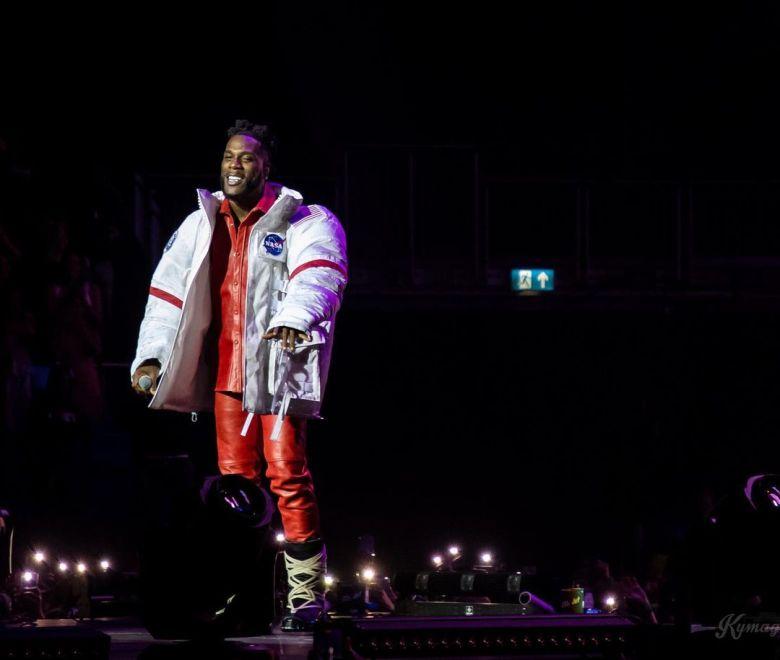 Burna Boy Delivers Spectacular Concert at O2 Arena