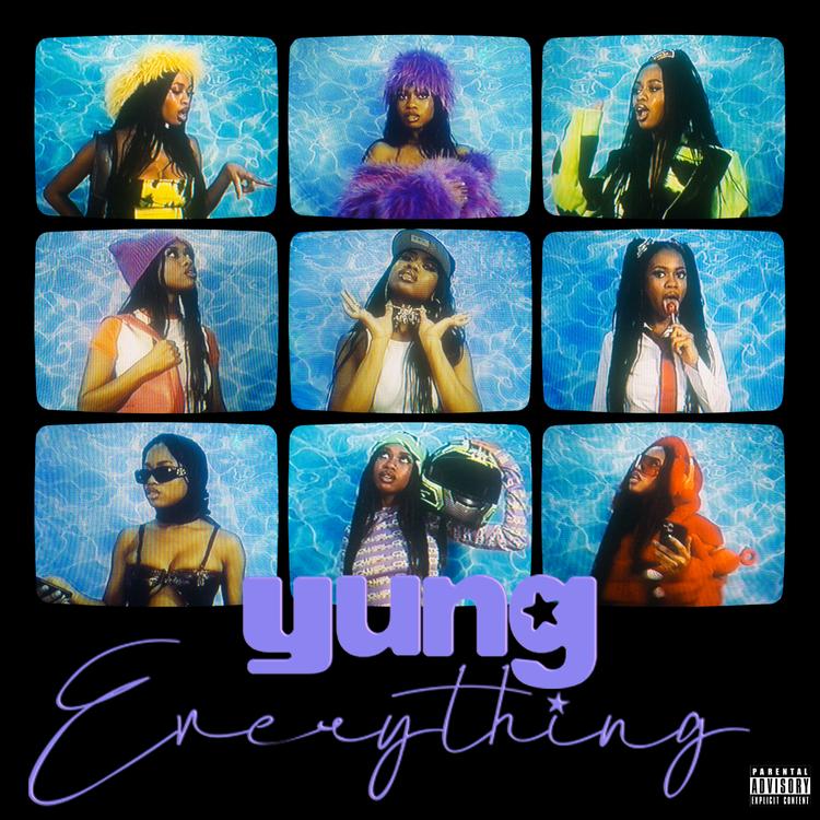 "DETO BLACK - ""Yung Everything"" (EP)"