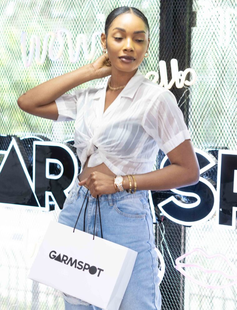 Garmspot launches New Flagship Store in Ikoyi