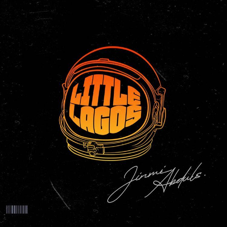 "Jinmi Abduls - ""Little Lagos"" (EP)"