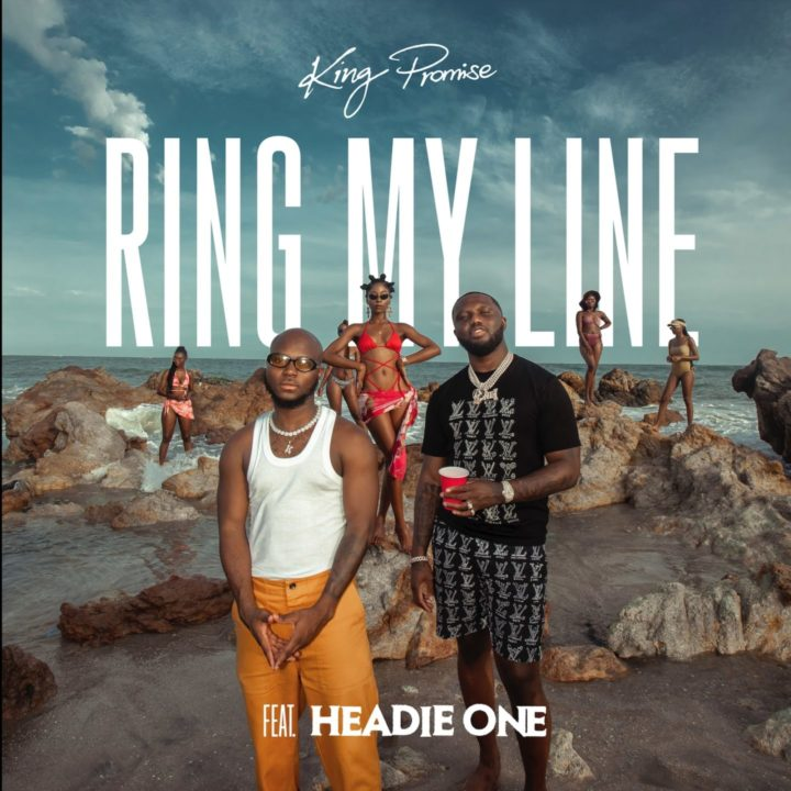 """King Promise - """"Ring My Line"""" featuring Headie One"""