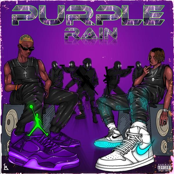 """Laime & PsychoYP - """"Purple Rain"""""""