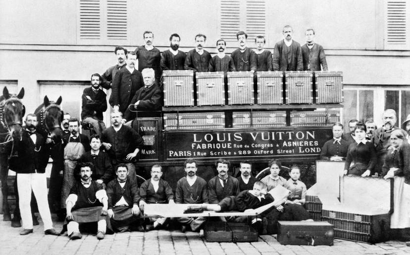 Louis Vuitton is celebrating 200 years of its founder with a new video game, novel and Apple TV series