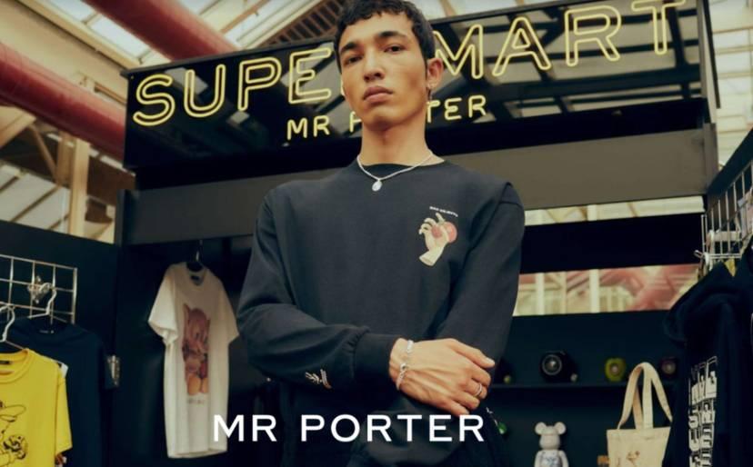 Mr Porter launches multi-brand capsule, Super Mart