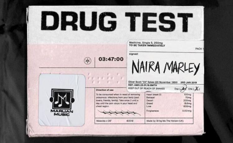 "Naira Marley - ""Drug Test"""