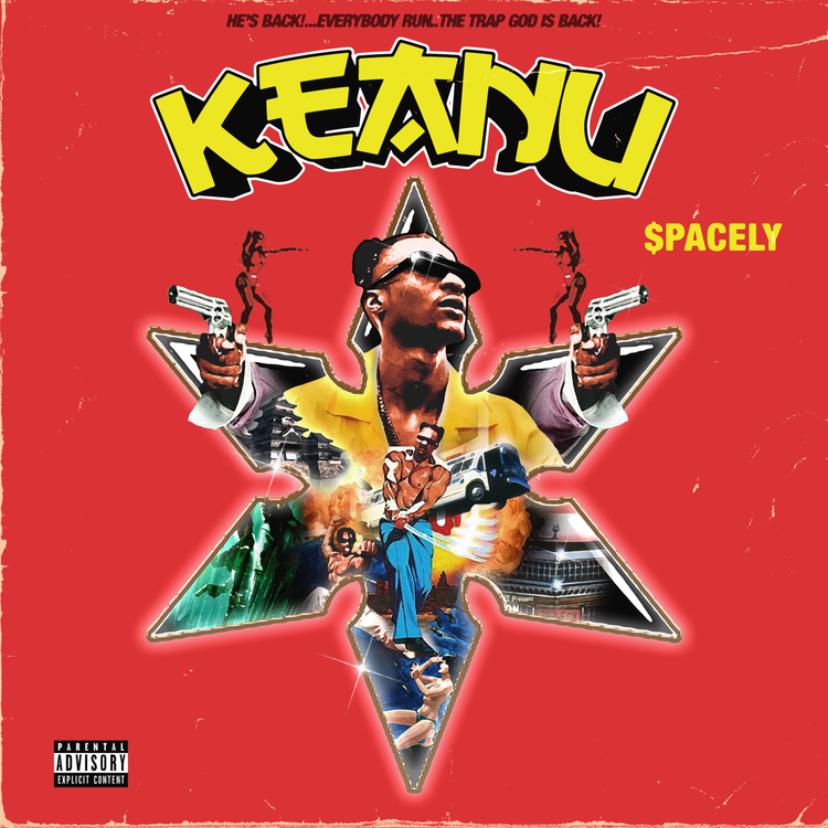"""$pacely - """"KEANU (EP)"""""""