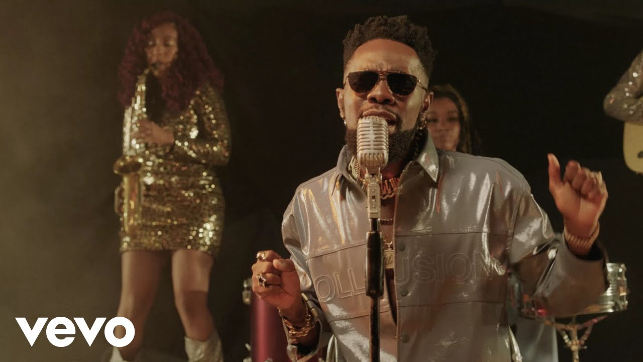 """Patoranking eulogizes African women in the Visuals for His Latest Single, """"Black Girl Magic"""""""