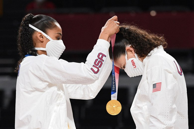 Team USA finishes top of the medal table for third consecutive Olympic Games