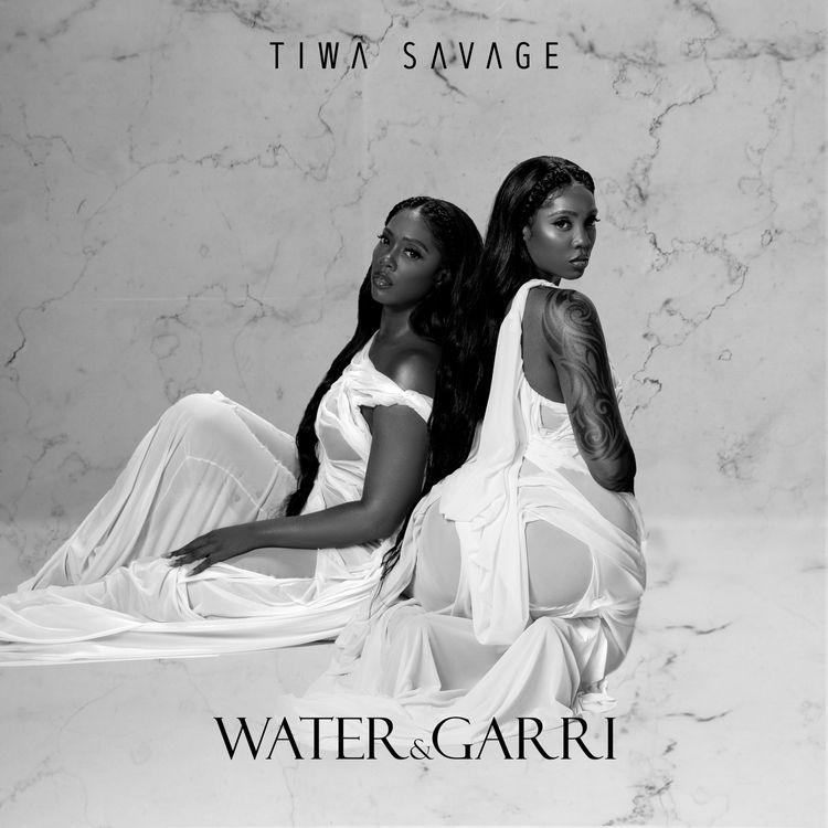 """Tiwa Savage - """"Water & Garri""""(EP)"""