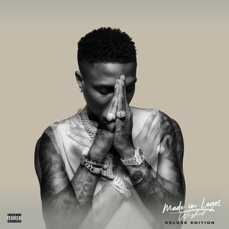 """Wizkid Unveils """"Made In Lagos"""" Deluxe Edition, Featuring Buju, Justin Bieber & Others"""