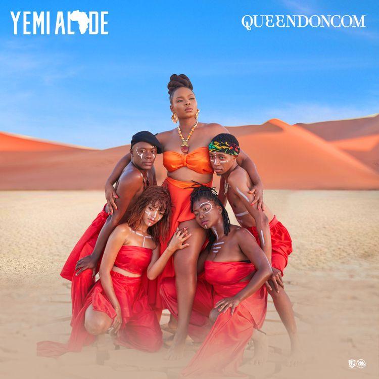 "Yemi Alade - ""Queendoncom"" (EP)"