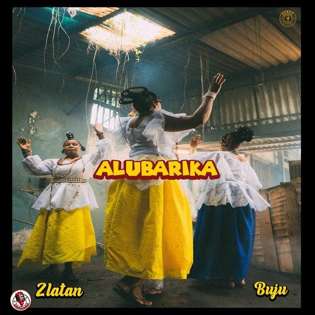 "Zlatan links up with Buju for ""Alubarika"""