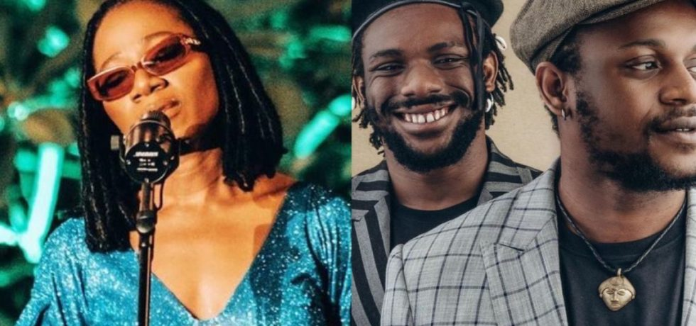 Asa Shares New Video From Home Performance with The Cavemen
