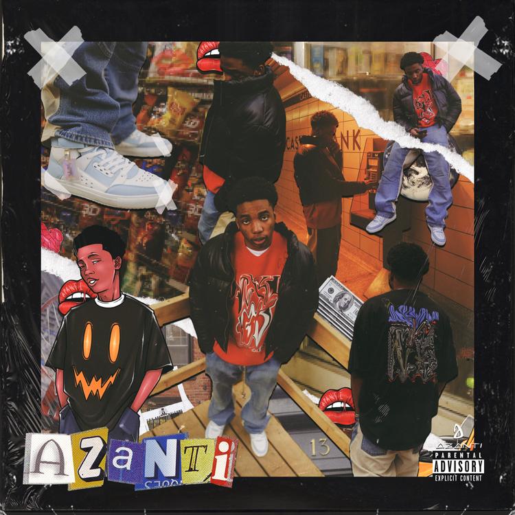 "Azanti Releases Self-Titled EP, ""Azanti"""