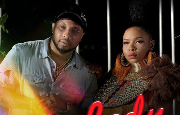 """B-Red - """"Lady"""" Featuring Yemi Alade"""
