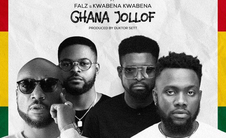 "Basketmouth - ""Ghana Jollof"" Featuring Falz & Kwabena Kwabena"