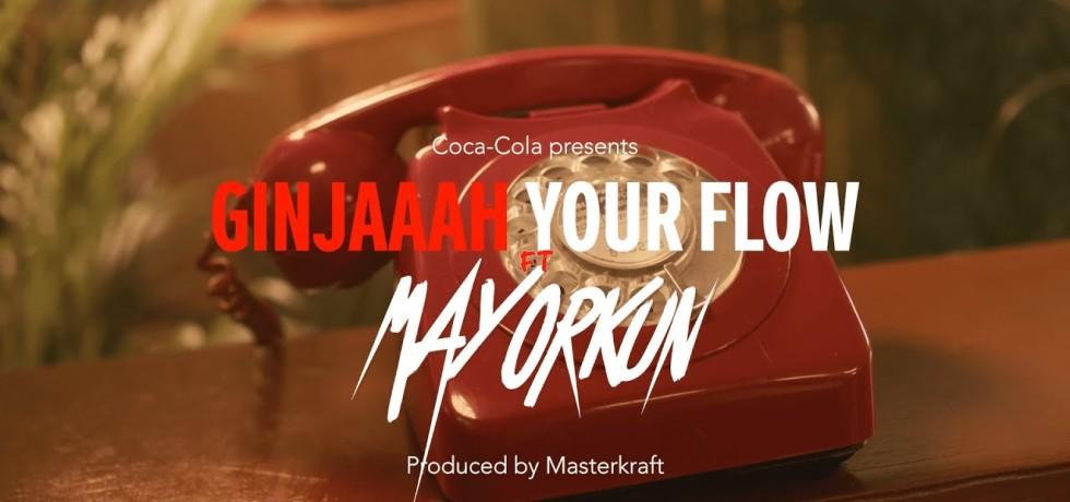 "COCA COLA RELEASES ""GINJAAAH YOUR FLOW"" VIDEO FEATURING MAYORKUN, PRISCILLA OJO, JOSH2FUNNY, AND MORE"