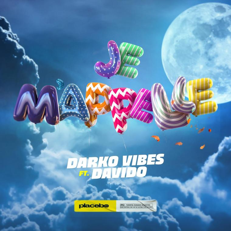 """DARKOVIBES AND DAVIDO JOIN FORCES ON """"JE M'APELLE"""""""