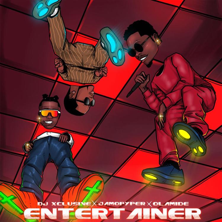 "DJ Xclusive - ""Entertainer"" Featuring Olamide & Jamopyper"