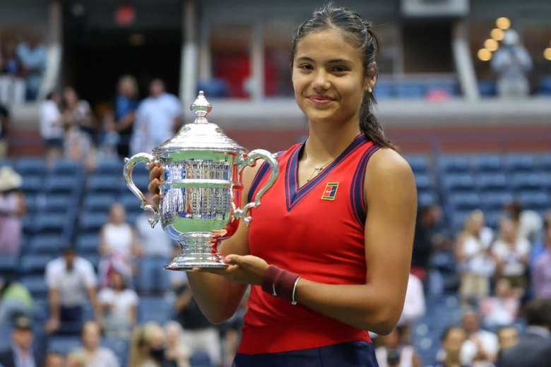 Emma Raducanu's US Open win 'very special' and a 'huge opportunity' for British tennis, says Andy Murray
