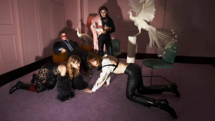 Gucci taps Eurovision's Måneskin for new Aria campaign