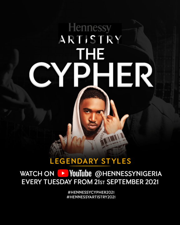 Hennessy Artistry 2021 Cyphers - Meet the Artists (Legendary Styles)