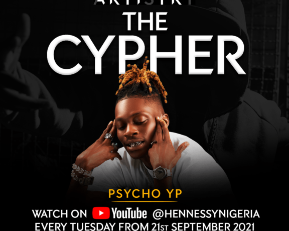 Hennessy Artistry 2021 Cyphers - Meet the Artists (Psycho YP)