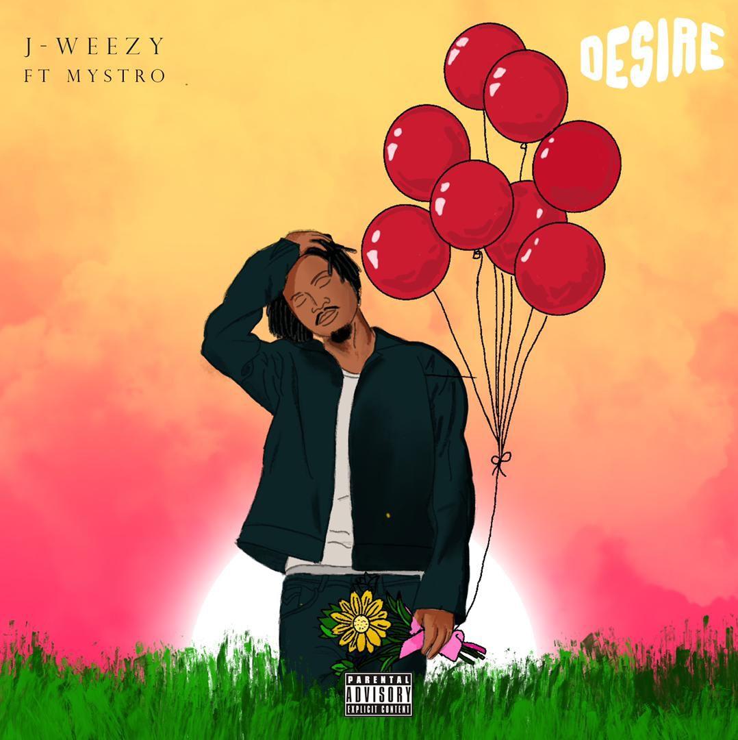 "J-Weezy - ""Desire"" featuring Mystro"