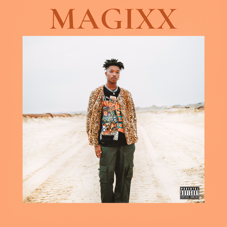 "Magixx - ""Magixx (EP)"""