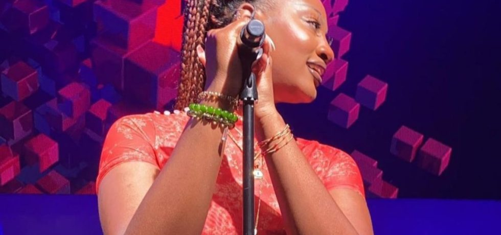 Tems Performs in New York for the First Time on American Tour